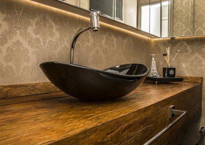 Banheiro Planejado Roberto Almeida Interiores 1