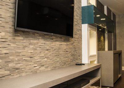Sala Planejada Roberto Almeida Interiores 13