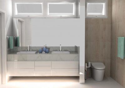Projetos de Banheiro Planejado Roberto Almeida Interiores 1