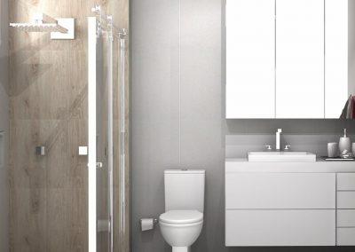Projetos de Banheiro Planejado Roberto Almeida Interiores 5