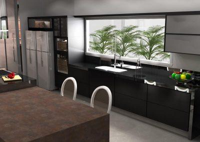 Projetos de Cozinha Planejada Roberto Almeida Interiores 14