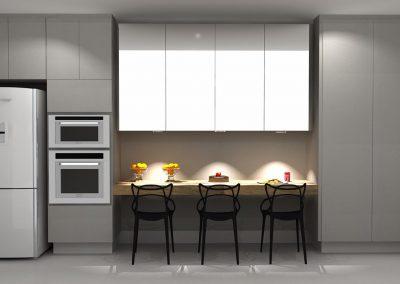 Projetos de Cozinha Planejada Roberto Almeida Interiores 19