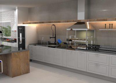 Projetos de Cozinha Planejada Roberto Almeida Interiores 2
