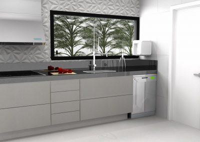 Projetos de Cozinha Planejada Roberto Almeida Interiores 20