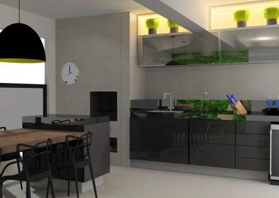 Projetos de Cozinha Planejada Roberto Almeida Interiores 21