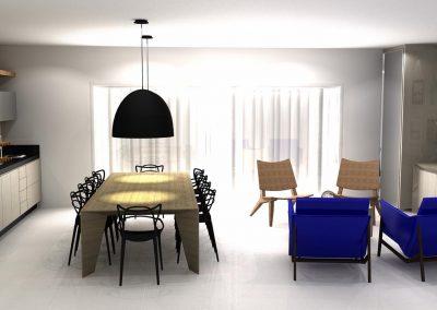 Projetos de Cozinha Planejada Roberto Almeida Interiores 30