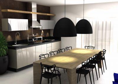 Projetos de Cozinha Planejada Roberto Almeida Interiores 31