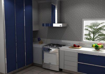 Projetos de Cozinha Planejada Roberto Almeida Interiores 7