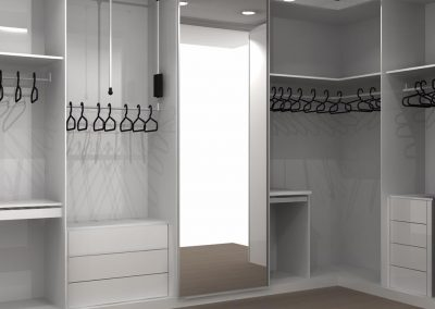 Projetos de Quarto e Closet Planejados Roberto Almeida Interiores 1