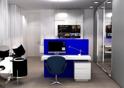 Projetos de Quarto e Closet Planejados Roberto Almeida Interiores 14