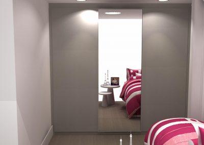 Projetos de Quarto e Closet Planejados Roberto Almeida Interiores 17