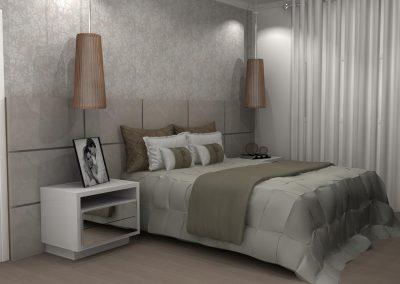Projetos de Quarto e Closet Planejados Roberto Almeida Interiores 22