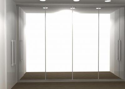 Projetos de Quarto e Closet Planejados Roberto Almeida Interiores 3