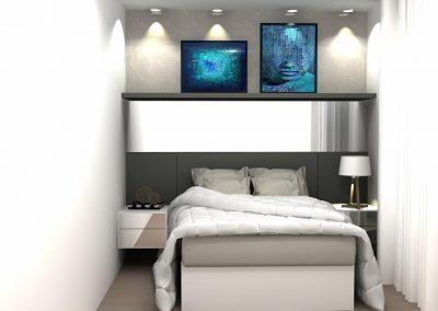 Projetos de Quarto e Closet Planejados Roberto Almeida Interiores 30