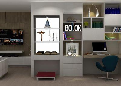 Projetos de Sala Planejada Roberto Almeida Interiores 2