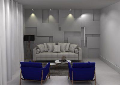 Projetos de Sala Planejada Roberto Almeida Interiores 6